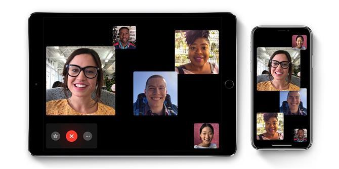 facetime připojení zemědělci se setkávají s datováním reklamy