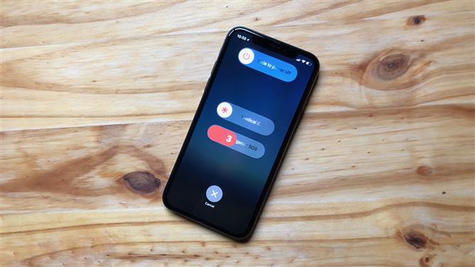 Så här stänger du av och startar om iPhone XR eb4535df28ba9